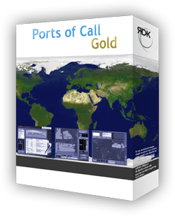 Ports Of Call - Gold-Lizenz