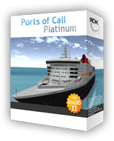 Ports Of Call - Platin-Upgrade-Lizenz
